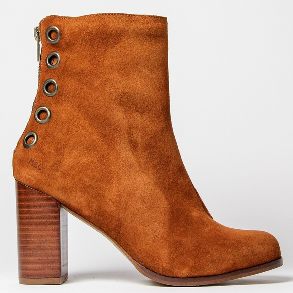 Musse&Cloud Shoes - The Millie Ankle Boot